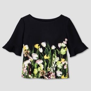 🌸NWT Victoria Beckham For Target Top