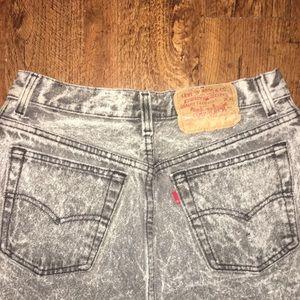 SALE🌹Amazing Fit Vintage Levi's Acid Wash Jeans