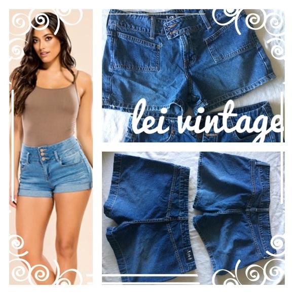 b67512eef lei Shorts | Sexy Highwaisted Stretch Jeans | Poshmark