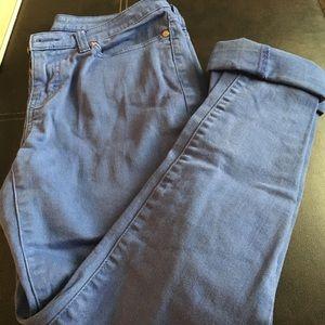 Size 6 blue pants
