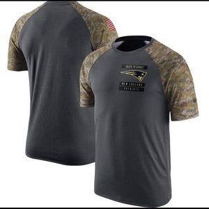 Nike New England Patriots Salute to Service Shirt