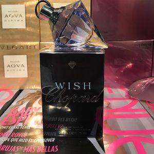 WISH SHOPARD PERFUME 3.4oz 100ml eau de Parfume