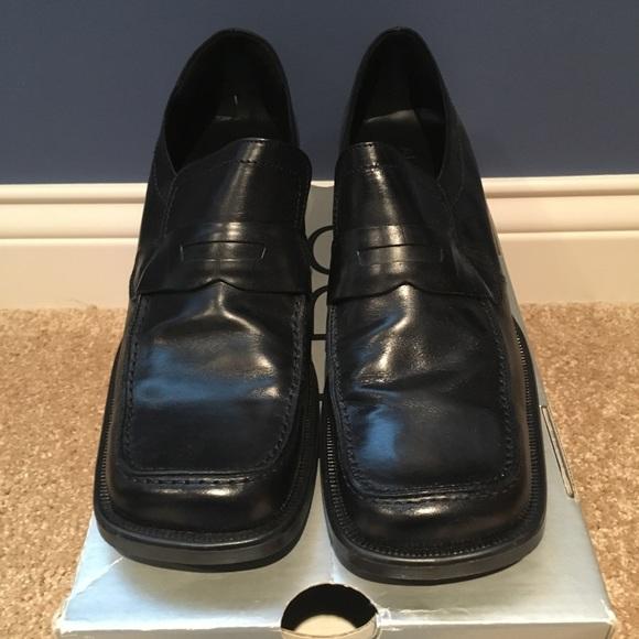 ed3070cd58e7 Aldo Leather Cup Toe Derby Shoe - Size 10B