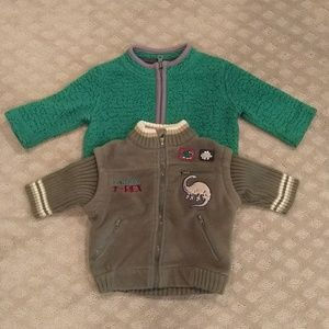Fleece jacket bundle