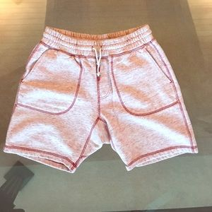 Penciled Mens Sweat Shorts