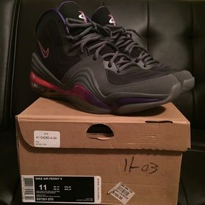 567e8a3a9ced9d Other - Men s Nike air penny 5 Phoenix Suns size 11