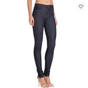 New J Brand Jess High-Rise Silence Jeans Size 24