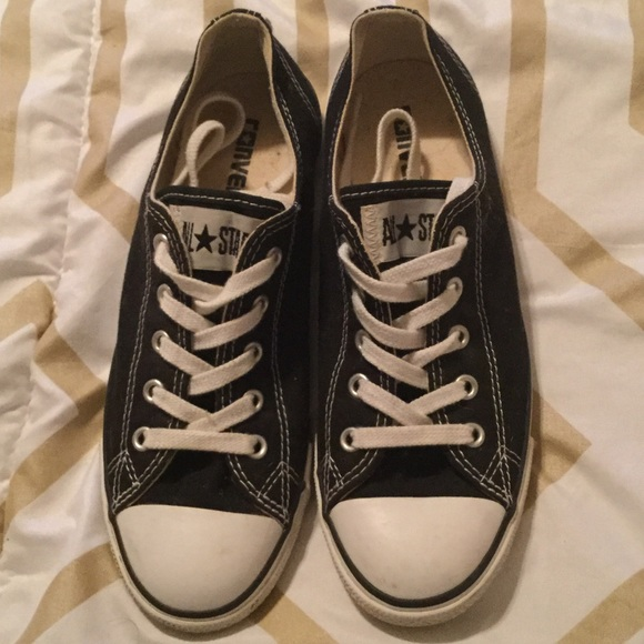 c5d130529bf0 Converse Shoes - Converse-dressy classic thin soles!