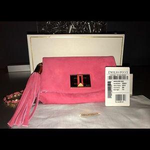 NEW - Emilio Pucci shoulder bag