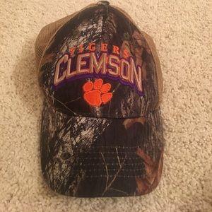 Accessories - Clemson Tigers Baseball Hat