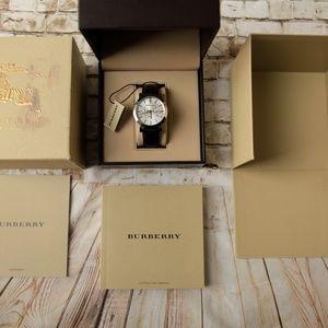 Burberry Watch  Men's Swiss Chronograph BU1361