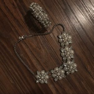 Jewelry - Charming Charlie Earrings Bracelet and Necklace