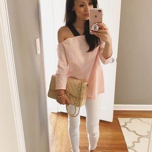 Maya Blush Pink Top