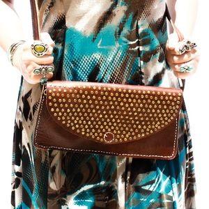 Handbags - Festival Cross Body or Clutch Leather hm0026