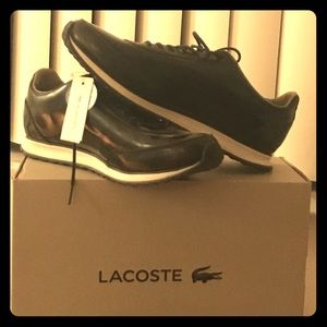 💯Authentic Lacoste Sneakers NWT