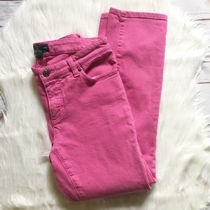 Ralph Lauren Modern Straight Jeans