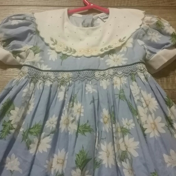 Luli & Me Other - Fancy daisy dress. Has liner. Excellent condition