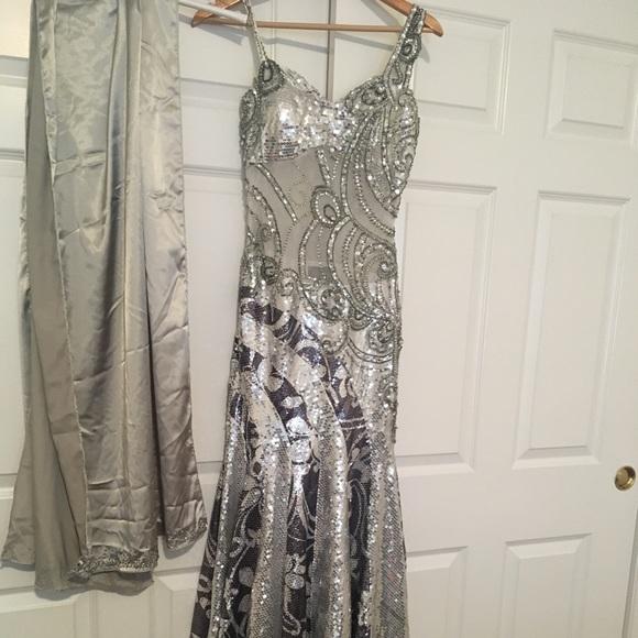 competitive price b9428 a113e Musani couture evening dress