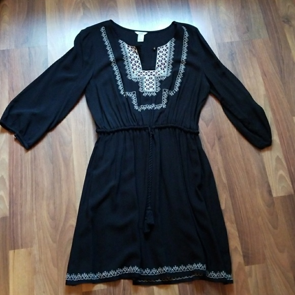 Forever 21 Dresses & Skirts - Forever 21 Embroidered Dress