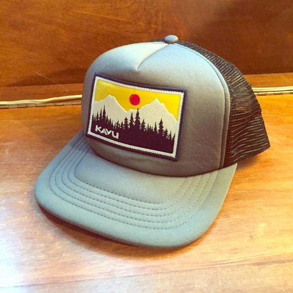7c43378c98b55 KAVU Accessories - KAVU unisex foam dome trucker hat