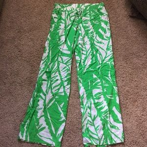 Lilly Pulitzer for target size large pants