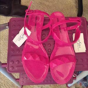 Rebecca Minkoff Pink Jellies