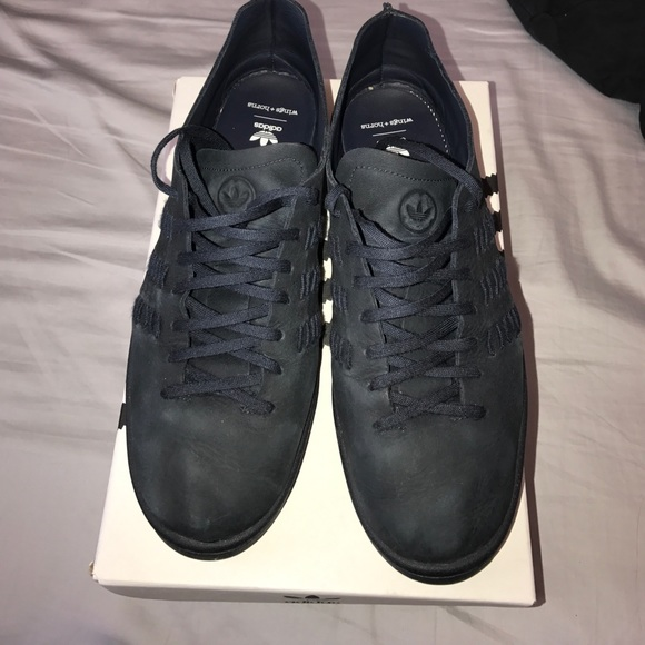 finest selection 5bf3d a0b88 Adidas Wings + Horns Campus Night Navy