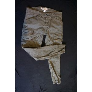 Pants - Army green pants