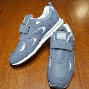 Omega Shoes | Omega Mens Velcro Shoes