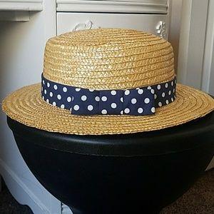 Accessories - Straw sun hat
