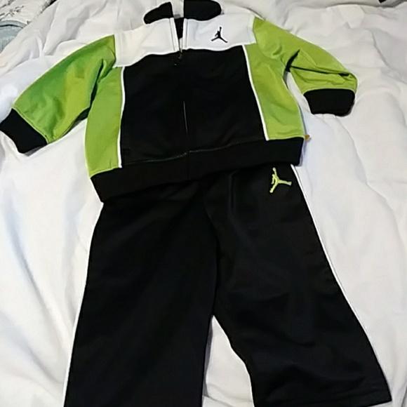 edce3ec435a1ca Air Jordan Other - Jordan Sweat Suit size 12 months