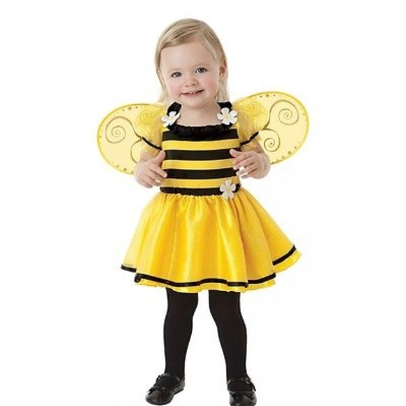 Party City Costumes Toddler Bumblebee Costume 1224 Months Poshmark