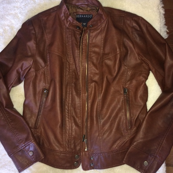 d5d668c7d8ba Bernardo Jackets   Blazers - Bernardo leather jacket (Costco)