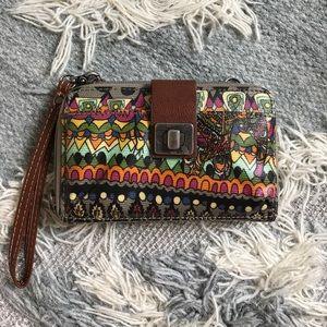 Handbags - Sakroots Wallet/Phone Case