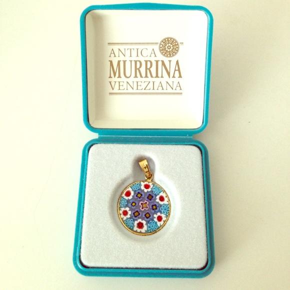 Antica Murrina Veneziana Jewelry | Pendant | Poshmark