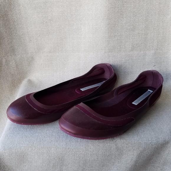 Adidas Adidas Adidas by Stella McCartney scarpe   viola Merlot Flats   Poshmark d41c6b