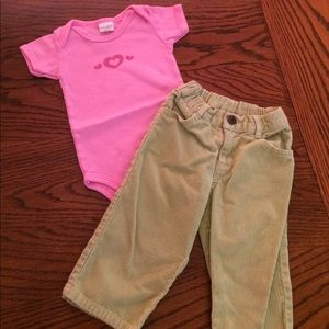 Other - 6-12 month girl set. Great condition. Adorable.