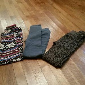 Other - Bundle 3 leggings
