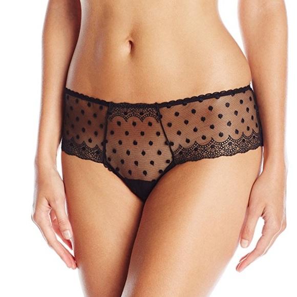 5537aef4a729 mimi Holliday Intimates & Sleepwear | Womens Azalea Thong Black ...