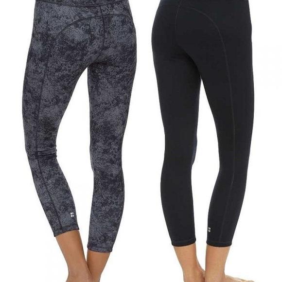 011f3486d90502 Sweaty Betty Pants | Reversible Leggings | Poshmark
