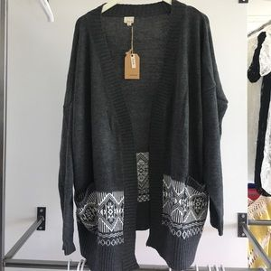 Gorgeous Thick Oversized Cardigan