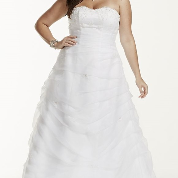 Wedding Gown Plus Size New NWT