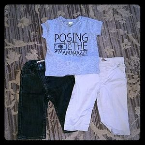 Other - Bundle of 6 to 9 boys outfit!