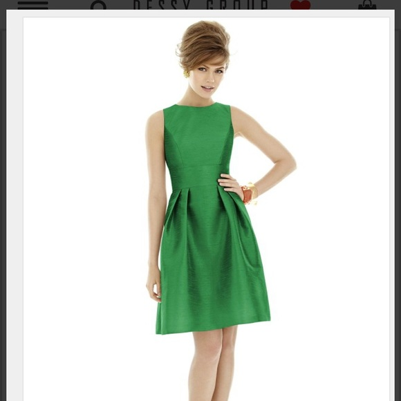 Alfred Sung Dresses   Ivy Bridesmaid Dress   Poshmark