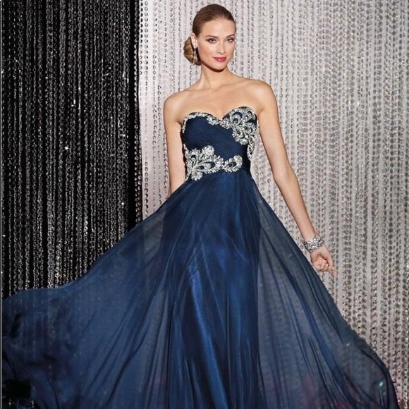 e85292d98e Alyce Paris Dresses | Alyce Black Label Style 5594 Colormidnight ...