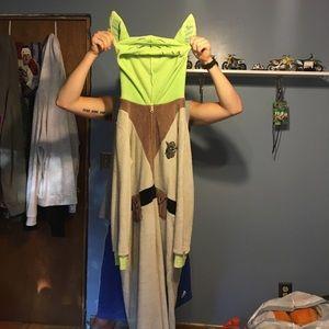 Other - Yoda onesie