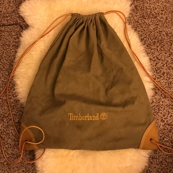 Timberland - Timberland Drawstring Bag from Cara's closet on Poshmark