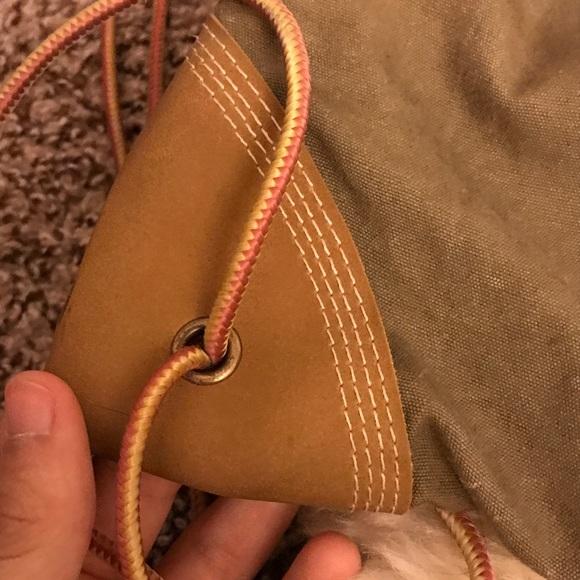 Timberland - Timberland Drawstring Bag from Cara's closet on Poshmark