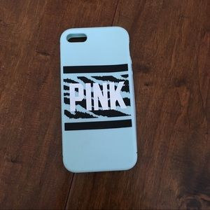 Accessories - PINK Turquoise Blue Phone Case