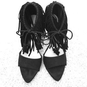 Zara Basic Collection Black Sandal